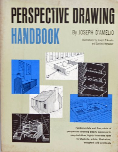 9780814802366: Perspective Drawing Handbook by D'Amelio, Joseph