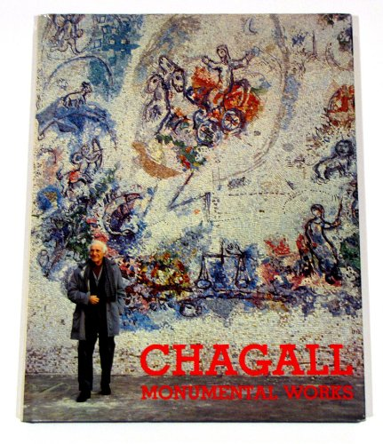 Chagall Monumental Works: Special Issue of XX Siècle Review: ed.) di San Lazzaro, G.