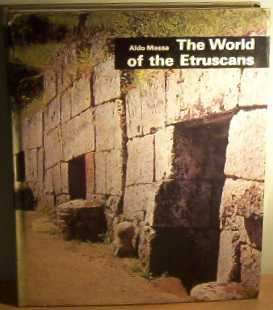 9780814805794: The world of the Etruscans