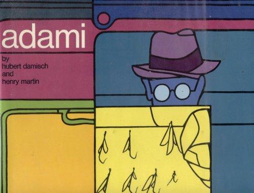 9780814805855: Adami / by Hubert Damisch and Henry Martin