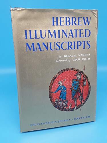 9780814805930: Hebrew Illuminated Manuscripts