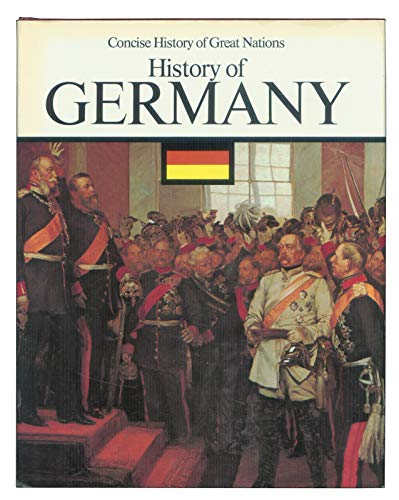 9780814806739: Germany (Concise history of great nations)