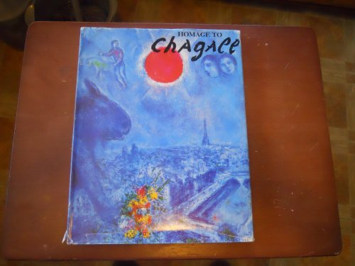 Homage to Chagall: Amiel, Leon
