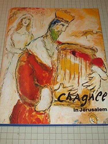 Chagall in Jerusalem: Marc Chagall