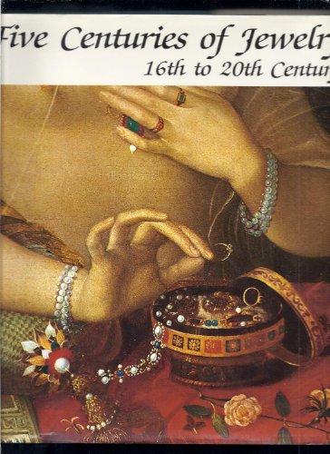 9780814807293: Five Centuries of Jewelery