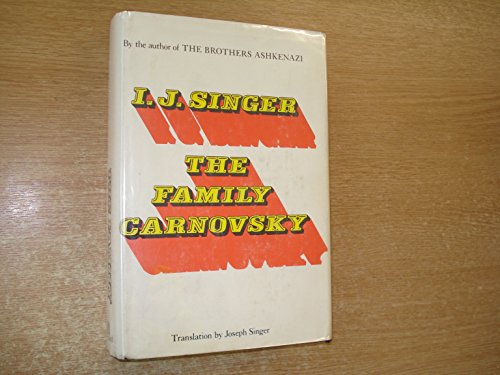 9780814900031: The family Carnovsky