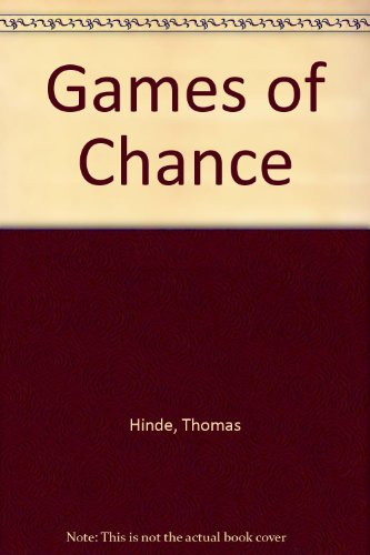 9780814901199: Games of Chance