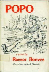 Popo: A novel: Reeves, Rosser