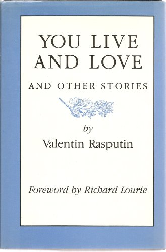 9780814909164: You live and love and other stories