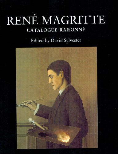 9780815000846: René Magritte. Oil Paintings, Objects, Bronzes. Gouaches, Temperas, Watercolours, Papiers Collés: Catalogue Raisonné. 5 Volume Set: Catalogue Raisonné.