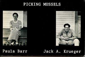 Picking mussels (Artist book series #1) Barr, Paula