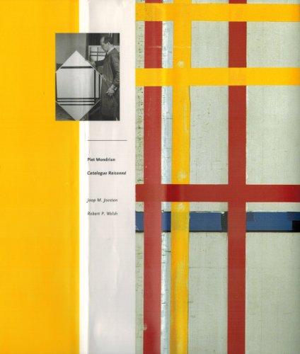 9780815009870: Piet Mondrian: Catalogue Raisonné.1888-1944.