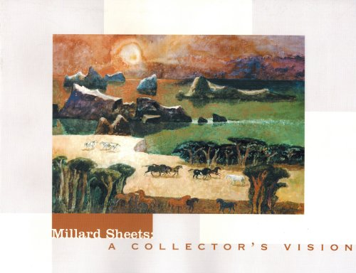 9780815040439: Millard Sheets. A Collector's Vision.
