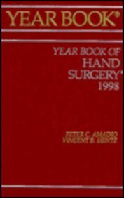 9780815101635: Yearbook of Hand Surgery 1998