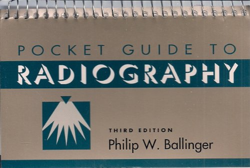 9780815104018: Pocket Guide to Radiography