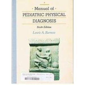 9780815104940: Manual of Paediatric Physical Diagnosis
