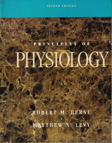9780815105237: Principles of Physiology