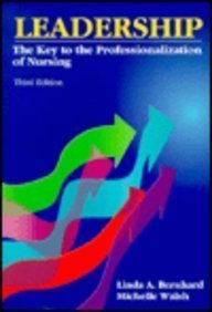 9780815105268: Leadership: The Key to the Professionalization of Nursing
