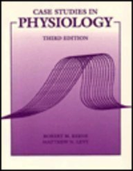 9780815105442: Case Studies In Physiology, 1e