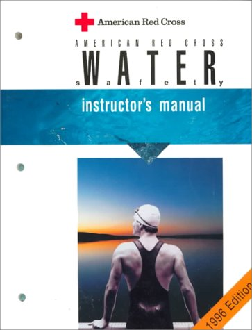 Water Safety Instructors Manual (0815105967) by American Red Cross