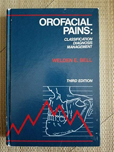 Orofacial pains: Classification, diagnosis, management: Bell, Welden E