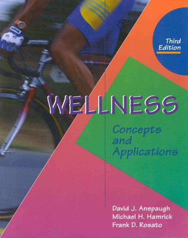 9780815107149: Wellness: Concepts and Applications