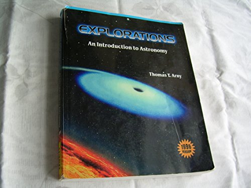 9780815107170: Explorations: An Introduction to Astronomy 1996 Version