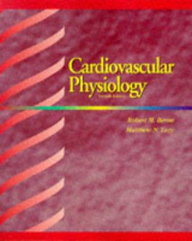 9780815109013: Cardiovascular Physiology