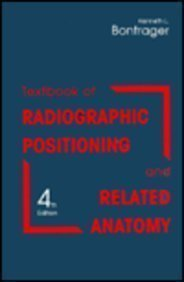 9780815109471: Textbook of Radiographic Positioning and Related Anatomy