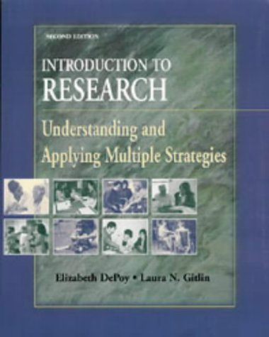 9780815109792: Introduction to Research: Understanding and Applying Multiple Strategies