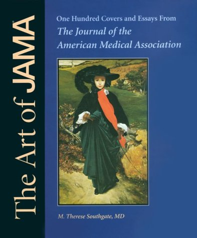 9780815109945: The Art of JAMA: One Hundred Covers and Essays from the Journal of the American Medical Association