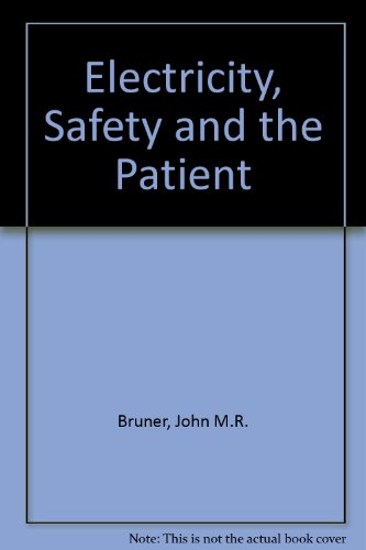 9780815112914: Electricity Safety & The Patient