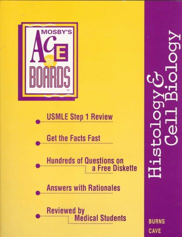 9780815113386: Ace the Boards: Histology & Cell Biology