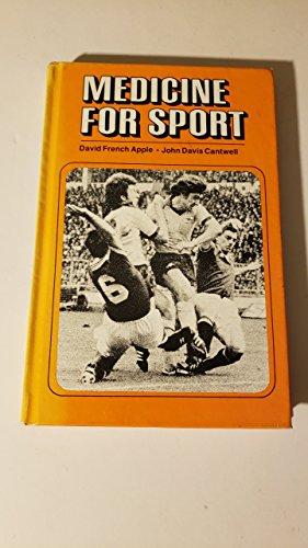 Medicine for Sport: David F. Apple;