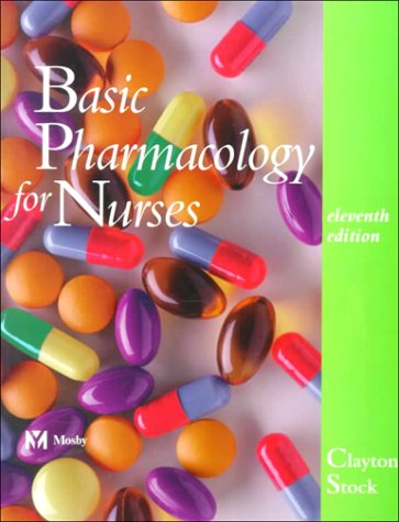9780815115120: Basic Pharmacology for Nurses