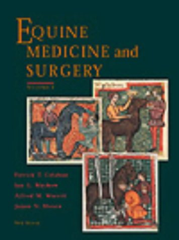 9780815117438: Equine Medicine and Surgery: 2-Volume Set
