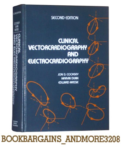 9780815118510: Clinical Vectorcardiography and Electrocardiography