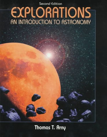 9780815120230: Explorations: An Introduction to Astronomy
