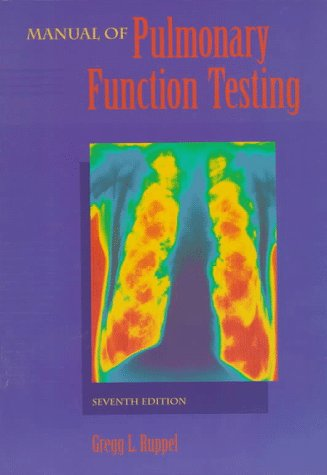 9780815122999: Manual Of Pulmonary Function Testing, 7e