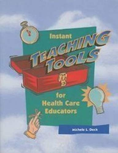 9780815123798: Instant Teaching Tools for Health Care Educators