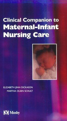 9780815125198: Maternal-Infant Nursing Care: Clinical Companion