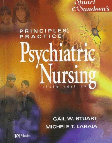 9780815126034: Stuart & Sundeen's Principles Practice of Psychiatric Nursing