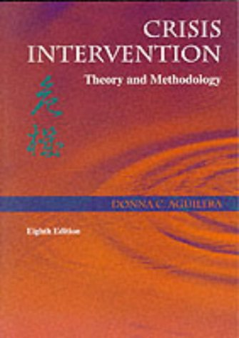 9780815126041: Crisis Intervention: Theory and Methodology (Crisis Intervention (Aguilera))