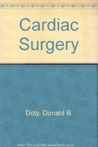 9780815127604: Cardiac Surgery