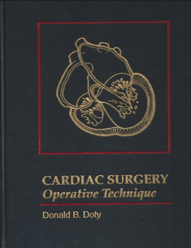 9780815127611: Cardiac Surgery: Operative Technique, 1e