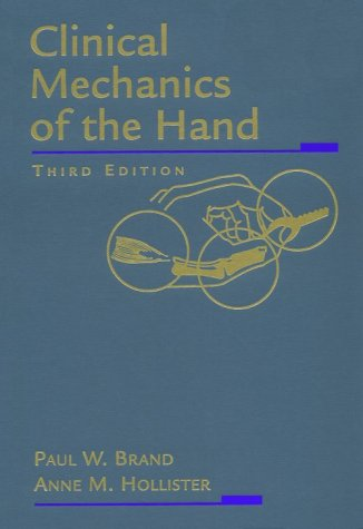 9780815127864: Clinical Mechanics of the Hand