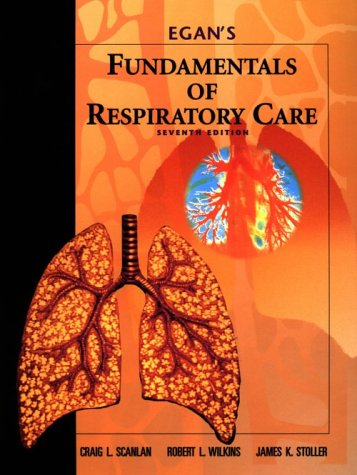 9780815127987: Egan's Fundamentals of Respiratory Care, 7e