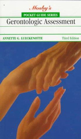 9780815127994: Pocket Guide to Gerontologic Assessment