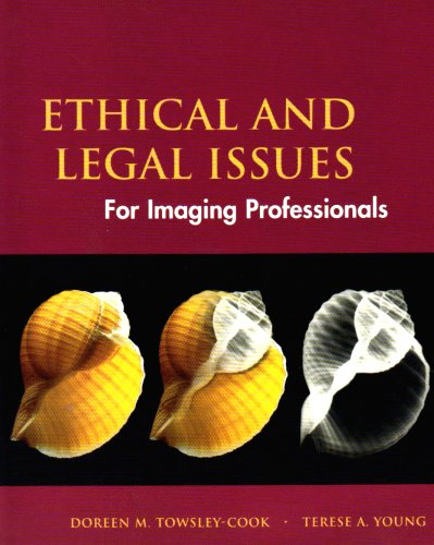 9780815129660: Ethical and Legal Issues: for Imaging Professionals