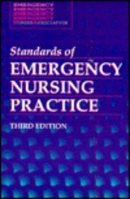 9780815130482: Standards of Emergency Nursing Practice